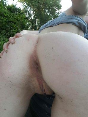 amateur photo dirty pale rear pussy