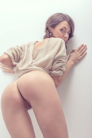 amateur photo Cute Sweater