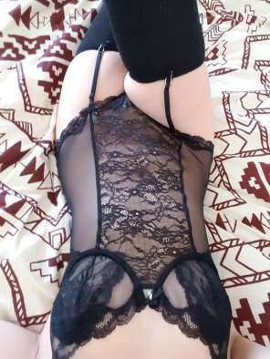 amateur photo You guys seemed to love my lingerie so here's some more!