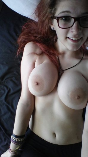 amateur photo Now topless