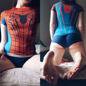 amateur photo My spider-sense is tingling! [F]