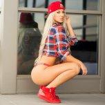 amateur photo Sweet squat