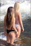 amateur photo Bikini ass