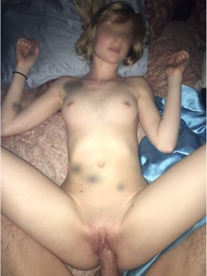 amateur photo PicFucking my little funsized goddess ;)