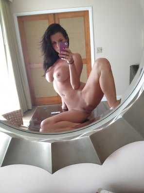 amateur photo Mirror, Mirror...
