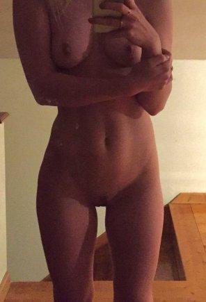 amateur photo Sexy selfie gap