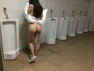 PicMan's toilet
