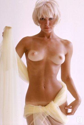 amateur photo Vintage tanlines - Priscilla Wright March 1966