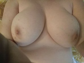 amateur photo I'd love to find out if I can cum from breast stimulation alone. You know, for science.