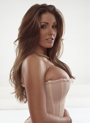 amateur photo Here's one of Lucy Pinder