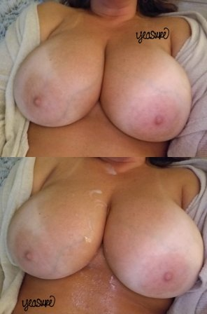 amateur photo Enjoy this Before & After 😘 [f34]