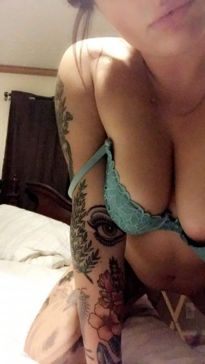 amateur photo new pic with some more tattoos for you [f]