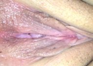 I'm so wet and horny I'm not sure I can wait until my husband gets home ;p Might have to break out some toys for you