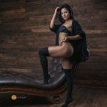 amateur photo All black