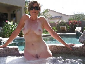 amateur photo Milf? Who cares? I'm jumping in!