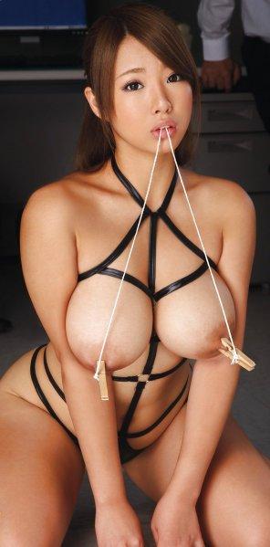 amateur photo Busty Asian Beauty