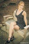 amateur photo Scarlett Madison.