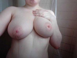 amateur photo shower ghosties