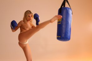 amateur photo Kick Boxing
