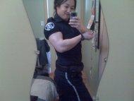 amateur photo Cop