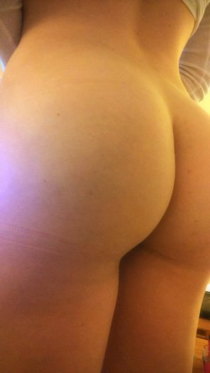 amateur photo My lonely ass