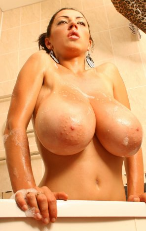 amateur photo Soapy goodness