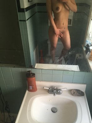 amateur photo Simply naked