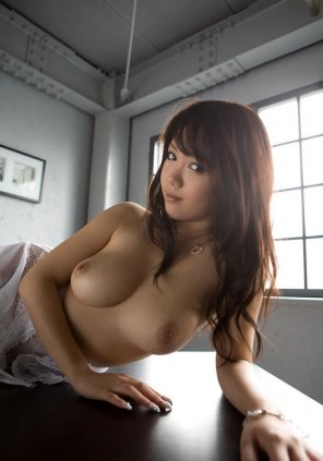 amateur photo Beautiful Asian boobies