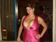 amateur photo Evening Dress