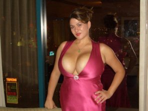amateur photo Evening Dress