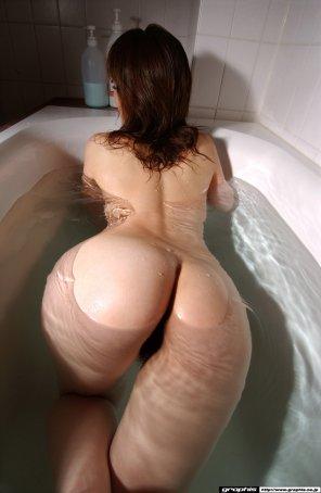 amateur photo Bathtime