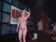 Me, homemade bikini contest New Orleans