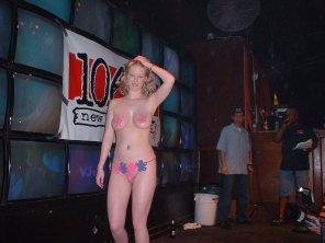 amateur photo Me, homemade bikini contest New Orleans