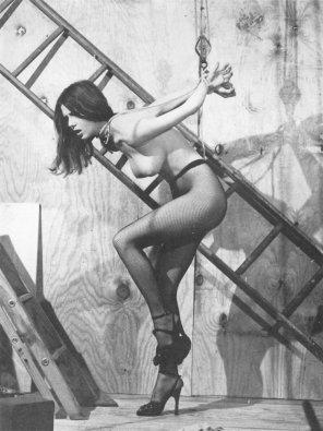 amateur photo Vintage Strappado