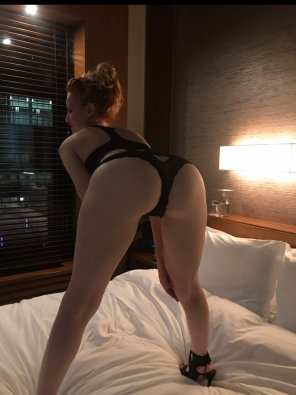 amateur photo Hotel ass