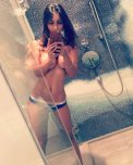 amateur photo Shower selfie shower time