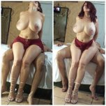 amateur photo Reverse cowgirl milf