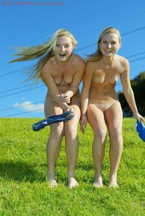amateur photo Twins!