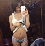 amateur photo Iiniku Ushijima with glasses never looked so good