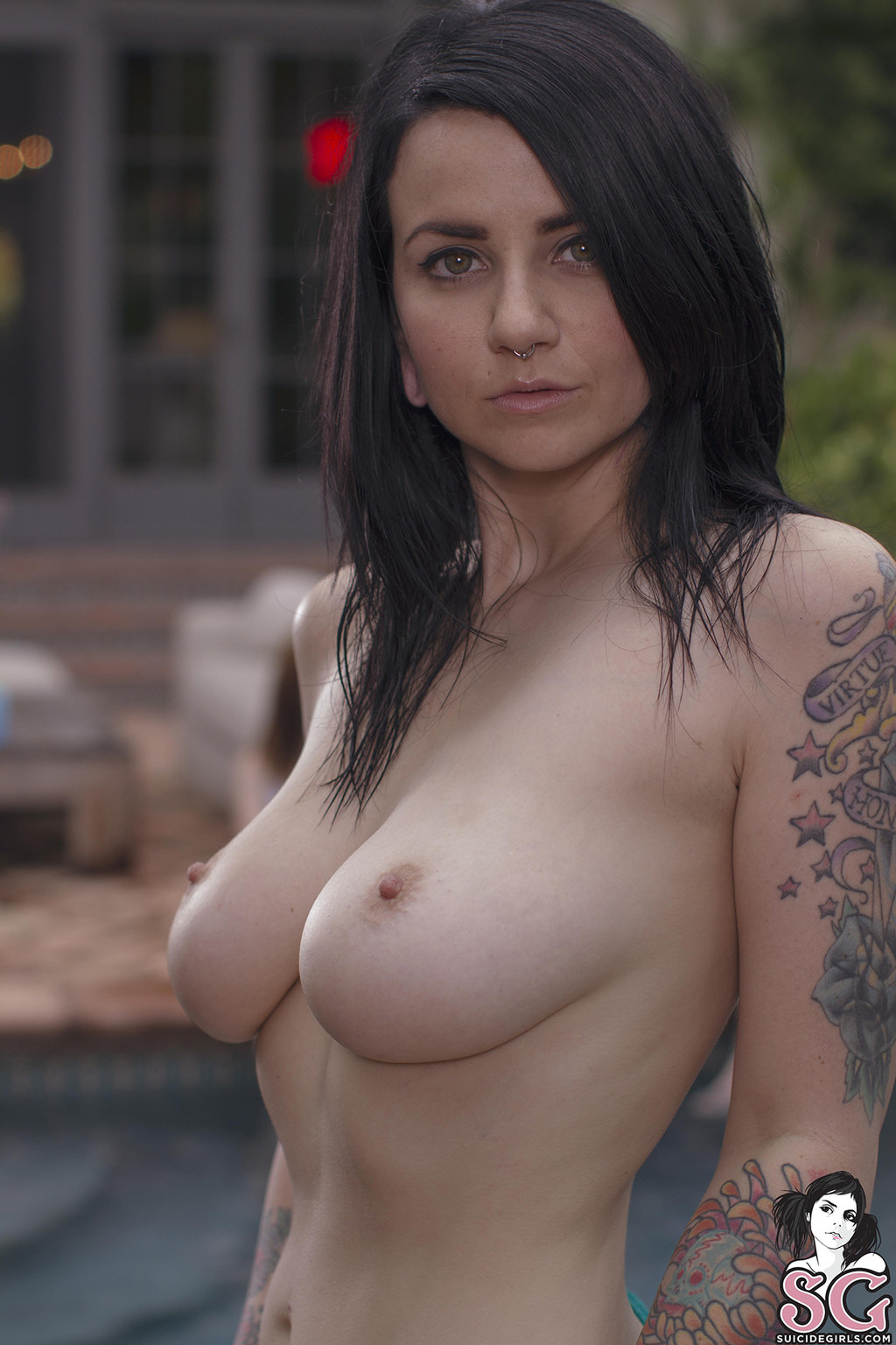 Suicide girls free
