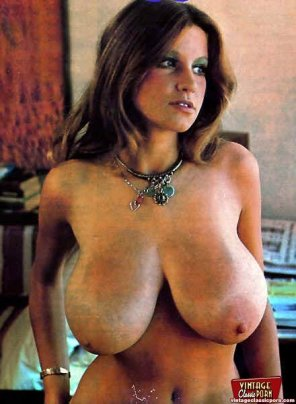 amateur photo Vintage busty