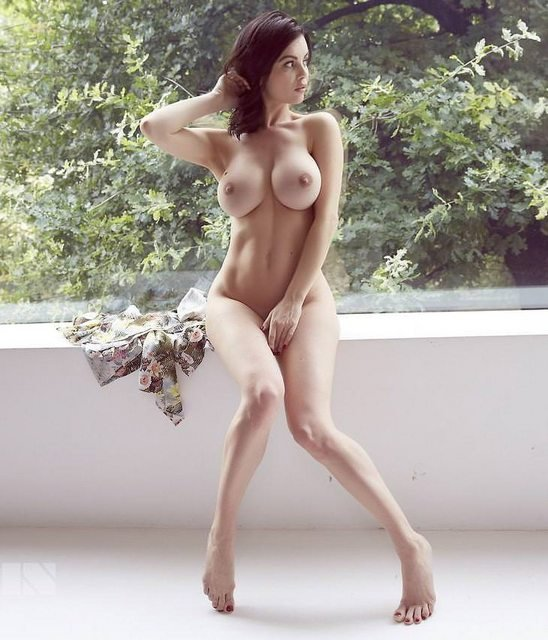 Busty and Petite!! Porn Photo