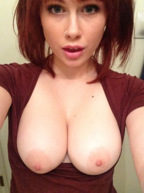 amateur photo nice rack