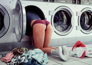 amateur photo Laundry day!