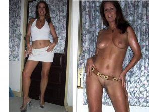 amateur photo Shiny Skinned Milf