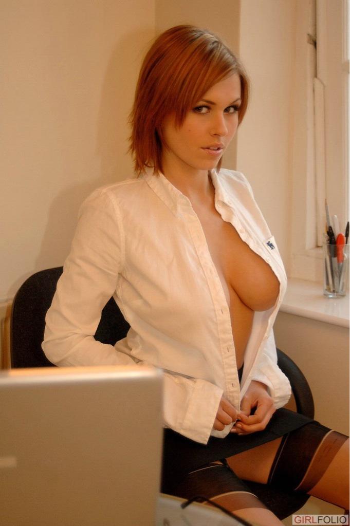 Office Girl Porn