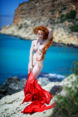 amateur photo Aphrodite at sea