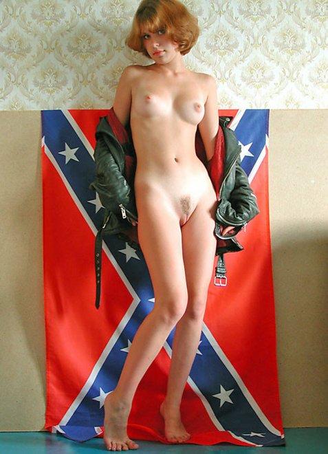 She was born a rebel Porn Photo