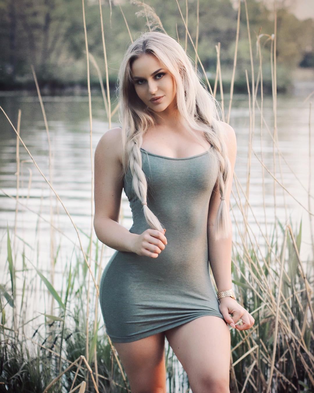 Nude anna nystrom Swedish Model