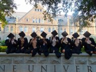 amateur photo Graduation days.